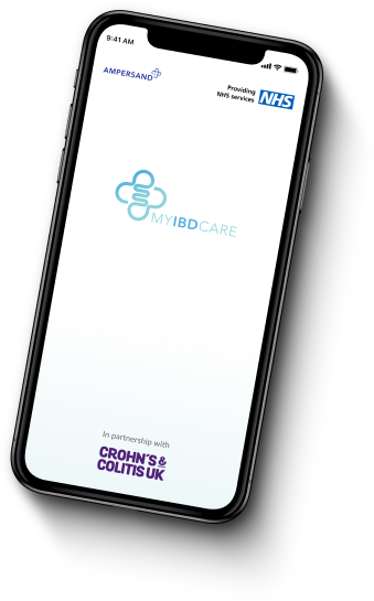 mobile app for IBD patients